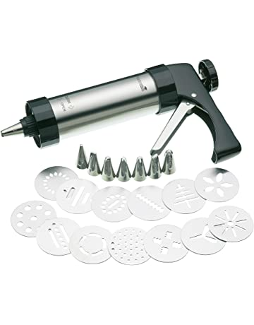 Kitchen Craft MCICINGPRO - Pistola para decoración de Tartas y Galletas
