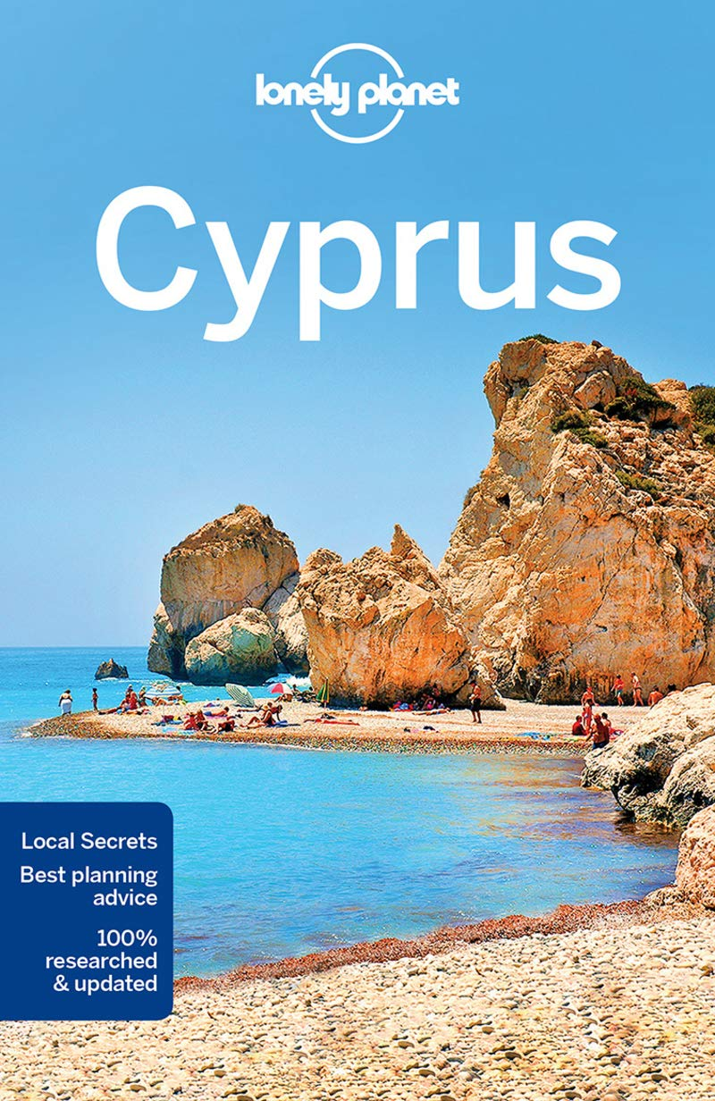 Lonely Planet Cyprus (Travel Guide) pdf epub