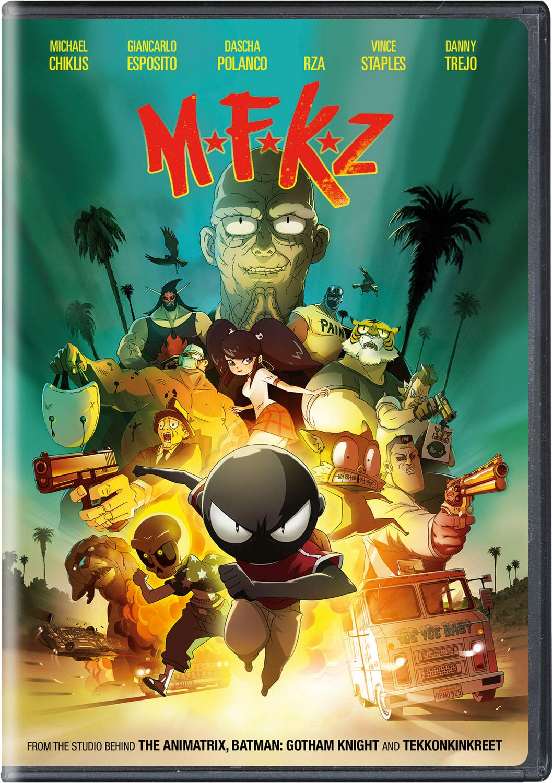 Amazon.com: MFKZ: Michael Chiklis, Giancarlo Esposito ...