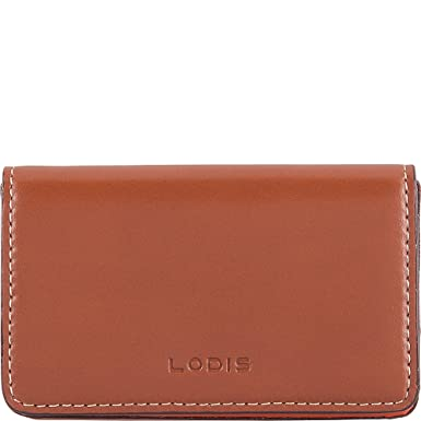 new product 2e98d c2365 Amazon.com: Lodis Audrey RFID Mini Card Case, sequoia/papaya: Clothing