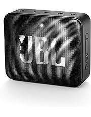JBL Go 2 - Altavoz inalámbrico con Bluetooth, Color Negro