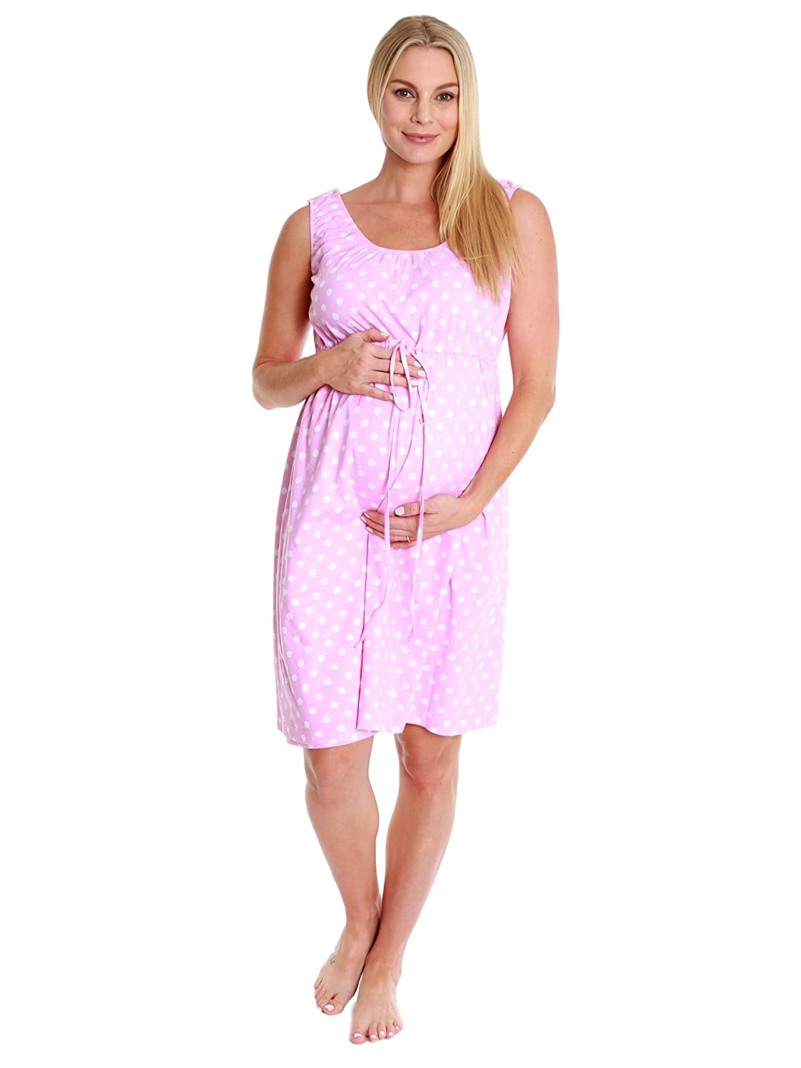 3 in 1 Labor / Delivery / Nursing Gown by Baby Be Mine Maternity