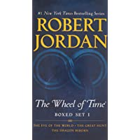 Wheel of Time Premium Boxed Set I: Books 1-3 (the Eye of the World, the Great Hunt, the Dragon Reborn)