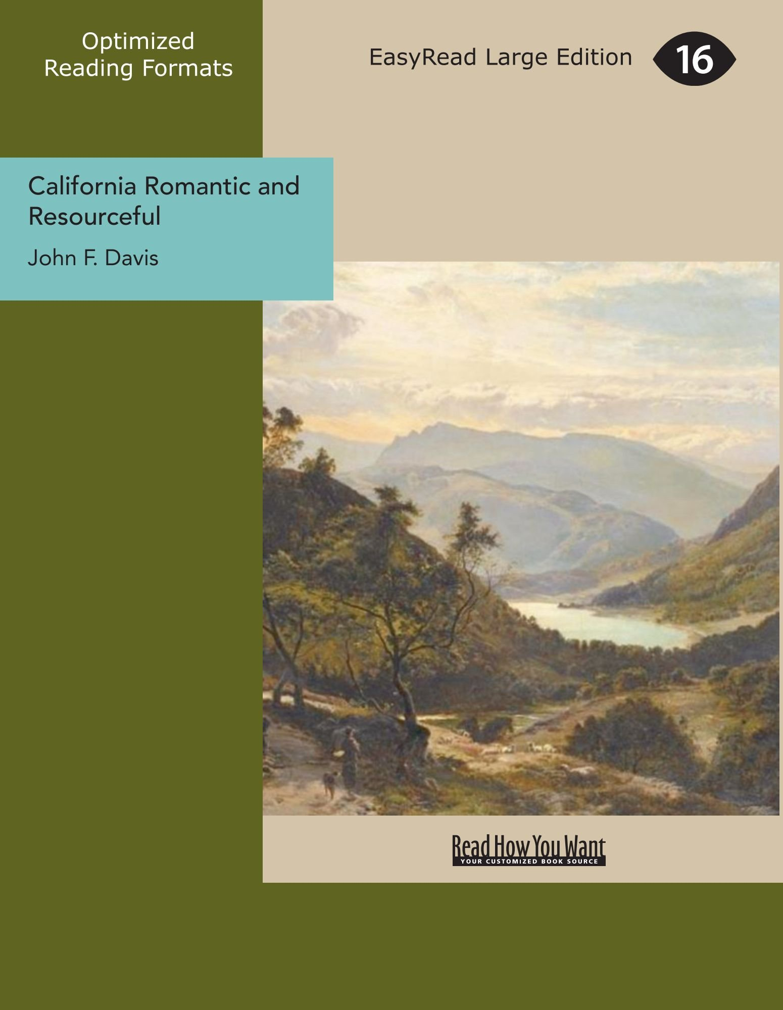 Download California Romantic and Resourceful PDF