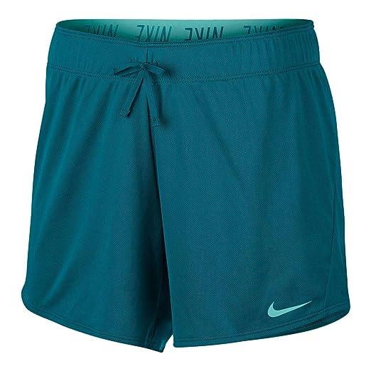 0c8de0fb1b Amazon.com  Nike Women s 5   Heatherized Attack Shorts  Sports ...