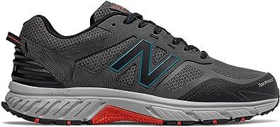 New Balance 510v3 Zapatillas de trail running para hombre, Gris ...
