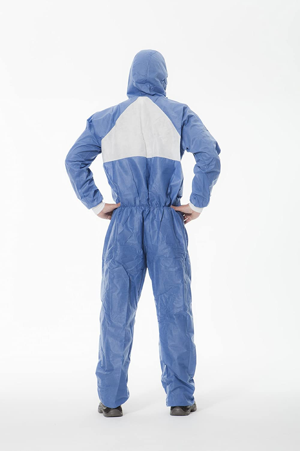 Blue,4530XL 3M Protective Coverall