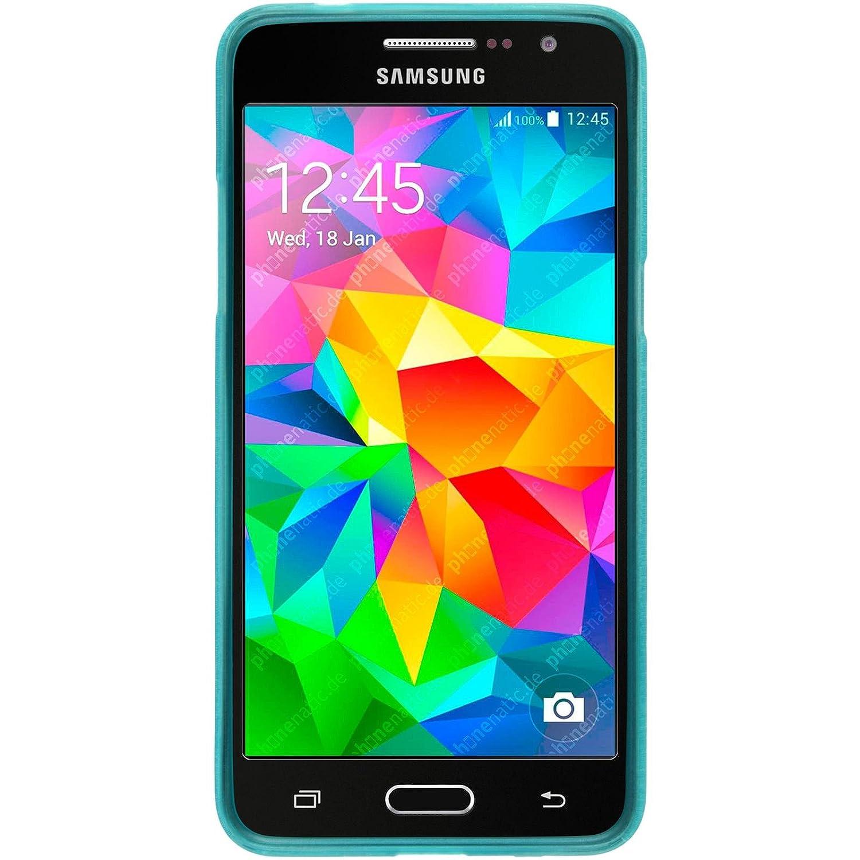 Amazon.com: Silicone Case for Samsung Galaxy Grand Prime ...