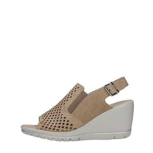 Amazon Zapatos Cuña Mujer 82622 De es 36 Y Callaghan 1qwxYvtnAw