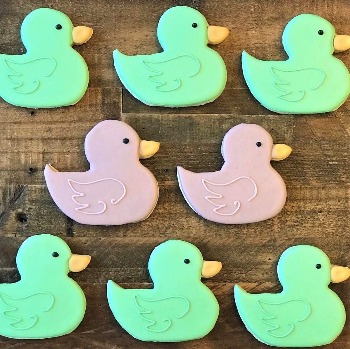 Duck Fondant FREE Mini Cutter Cookie Cutter Biscuit