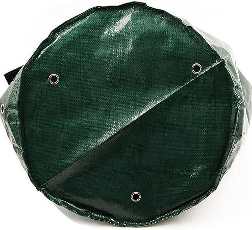 Tefamore Maceta Textil no Tejido Patatas Sacos para Plantas con ...