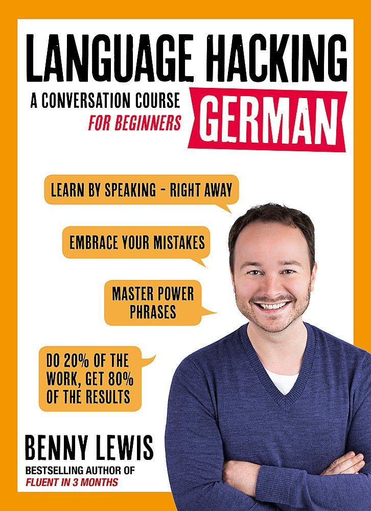 Language Hacking German Benny Lewis product image