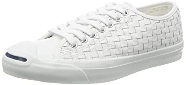 Jack Purcell Handwoven Leather JP HDWV LEA: White