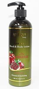 Body Lotion Pomegranate for Lightening & Moisturizing 480ml