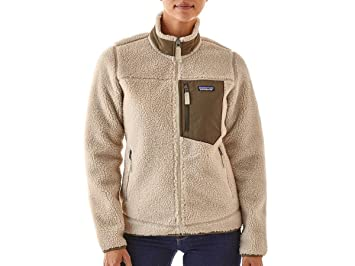 Patagonia Women's Classic Retro-X Fleece Jacket (M, Natural