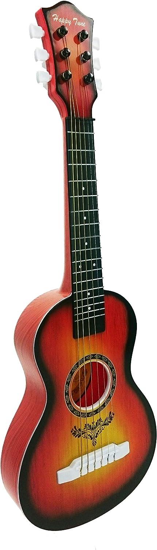Claudio Reig 7084 - Guitarra 6 cuerdas de forma clásica española para niños, Material plástico