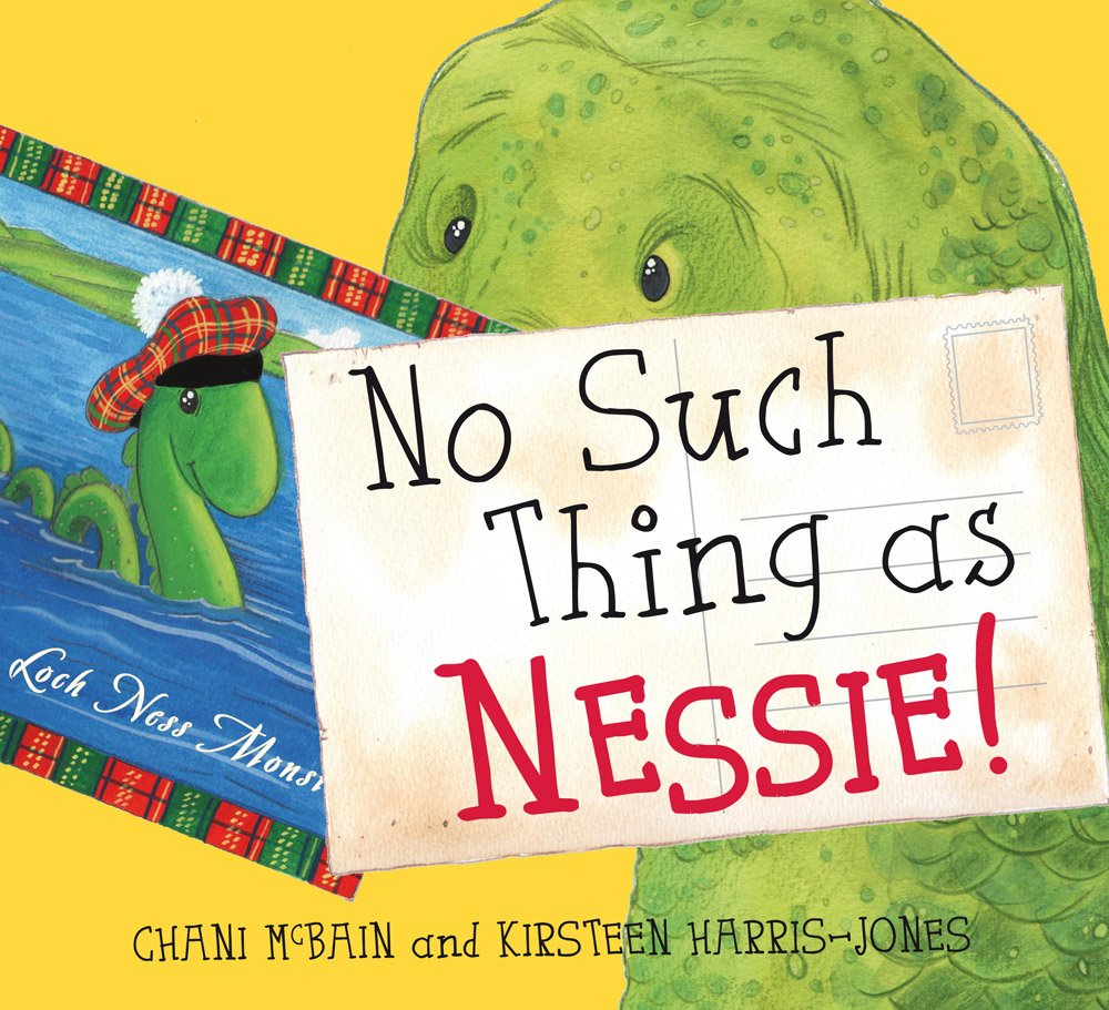 Image result for no such thing as nessie