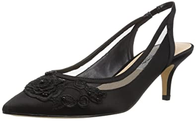 c33af6fa57c NINA Women s TAELA Pump Black 5 M US