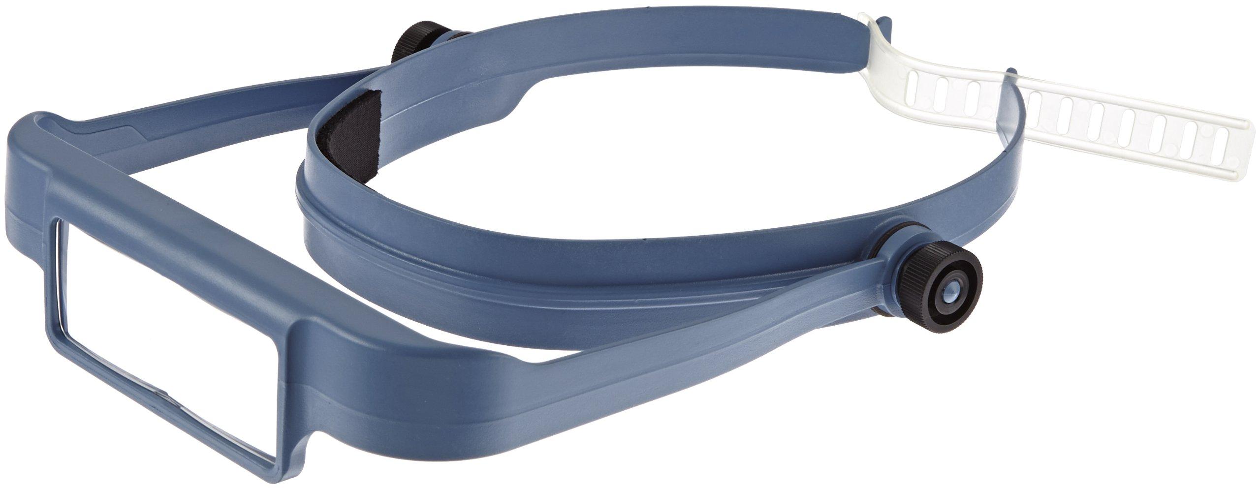 Donegan OSC OptiSIGHT Binocular Magnifying Visor, Blue by Donegan Optical