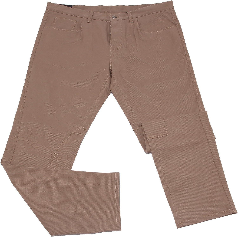4885O jeans riding GUCCI tortora pantaloni uomo pants men