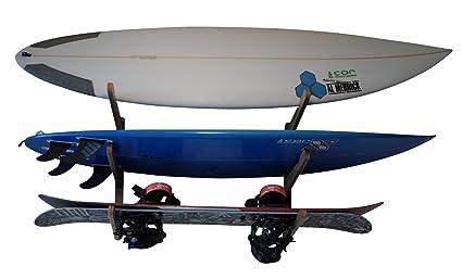 Amazon Com Cor Boardracks Surfboard Multi Wall Rack Display Rack