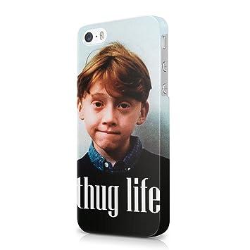coque iphone 7 thug life