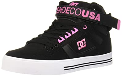 on sale a1317 3a1cc DC Pure - Scarpe da Skate Alte da Donna: Amazon.it: Scarpe e ...