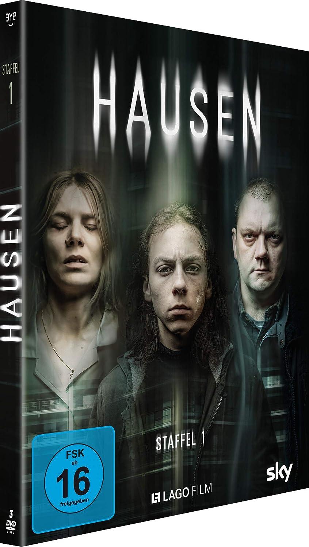 Cover: Hausen 3 DVD-Videos (circa 770 min + Bonus)