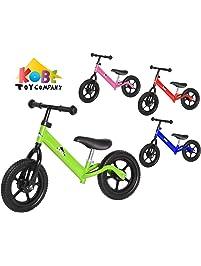 Kobe Metal Green Balance Bike