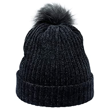 d2ff9b04bc4 KYEYGWO Winter Warm Knit Beanie Hat for Women and Men