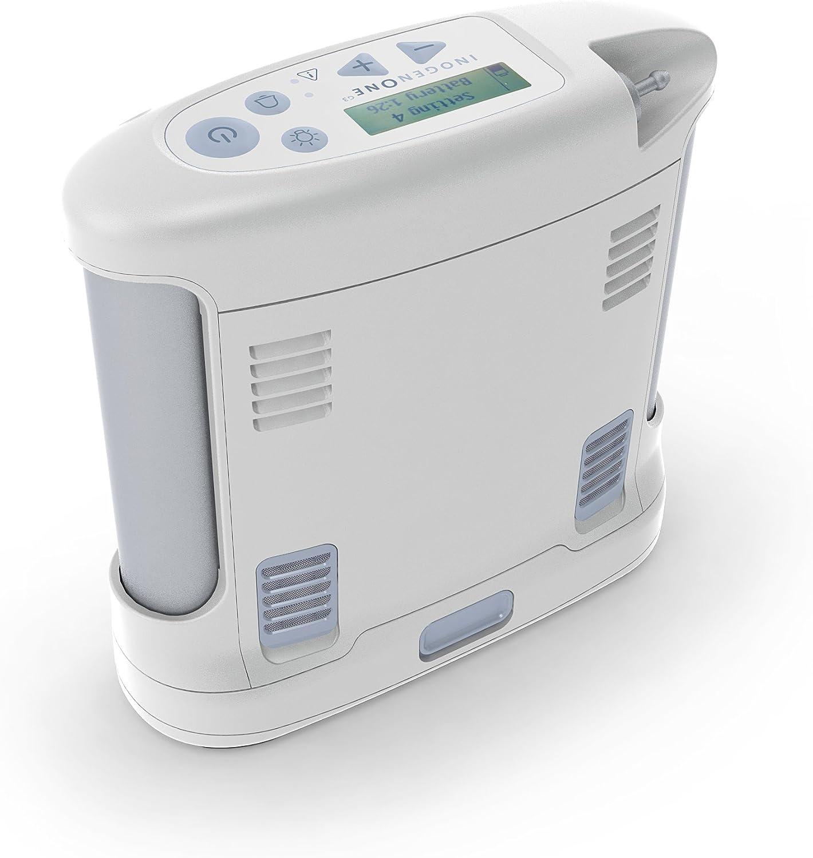 Inogen One G3 16 células - 8 horas de batería: Amazon.es: Salud y cuidado personal