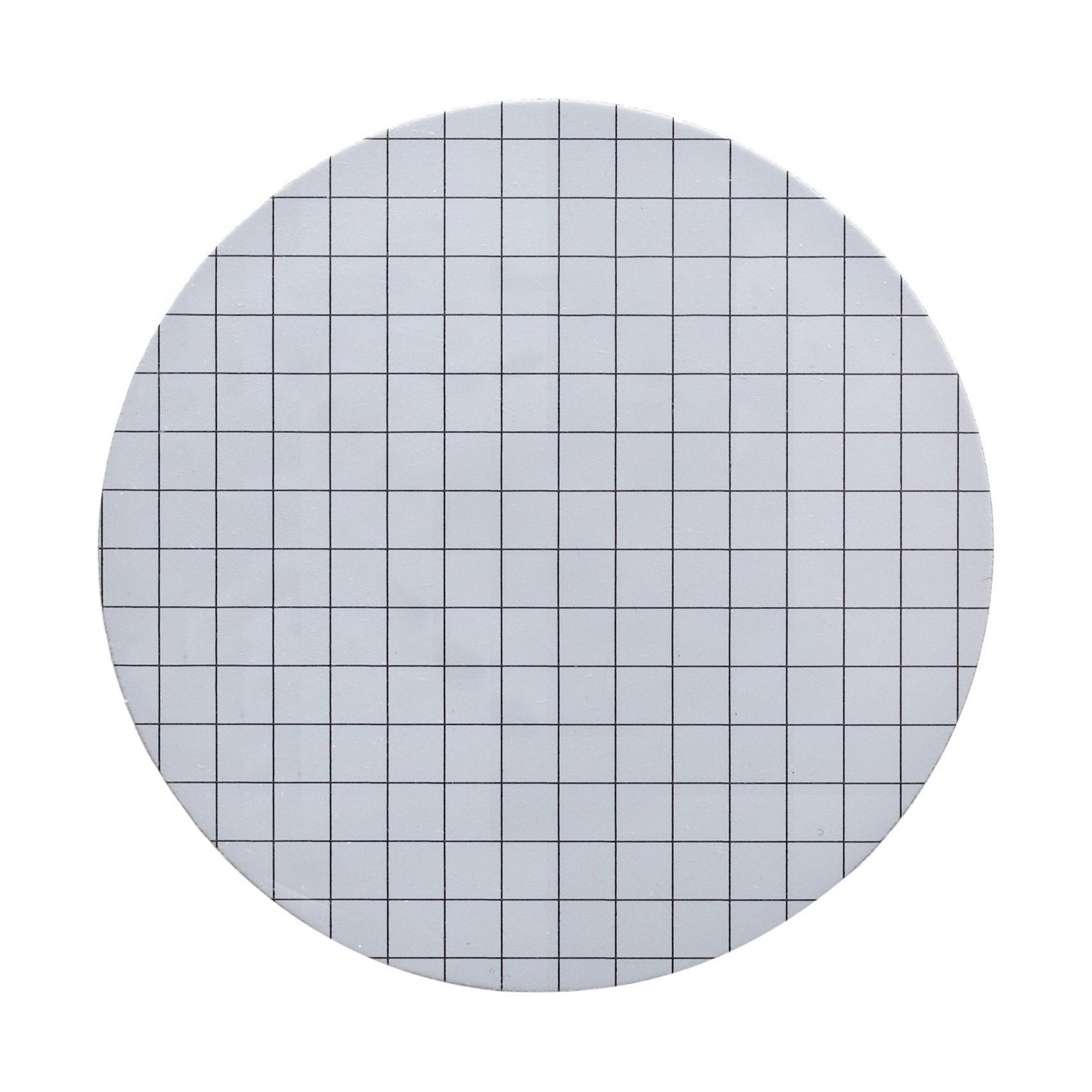 Whatman 10406870 Cellulose ME25/21 ST Mixed Ester Filter Membrane, 47mm White Circle with 3.1mm Black Grid Sterile, 0.45 Micron (Pack of 100) by Whatman