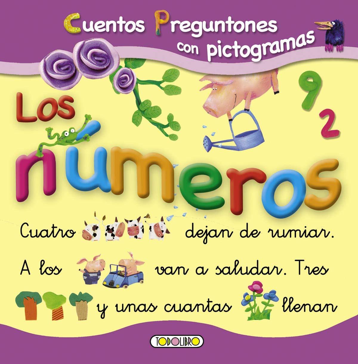 Los números (Cuentos preguntones)