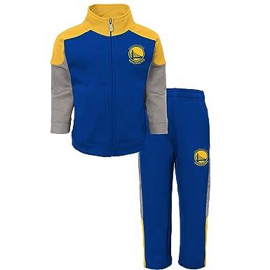 NBA Boy s Golden State Warriors-Sweater and Jog Pants Set Sportswear   Amazon.co.uk  Clothing fa650e603b2