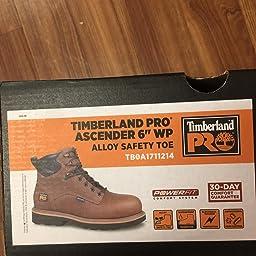 Timberland PRO Men's Ascender 6\