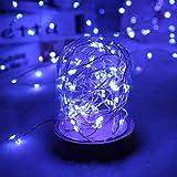 ALOVECO LED String Lights, 16ft 50 LED Battery