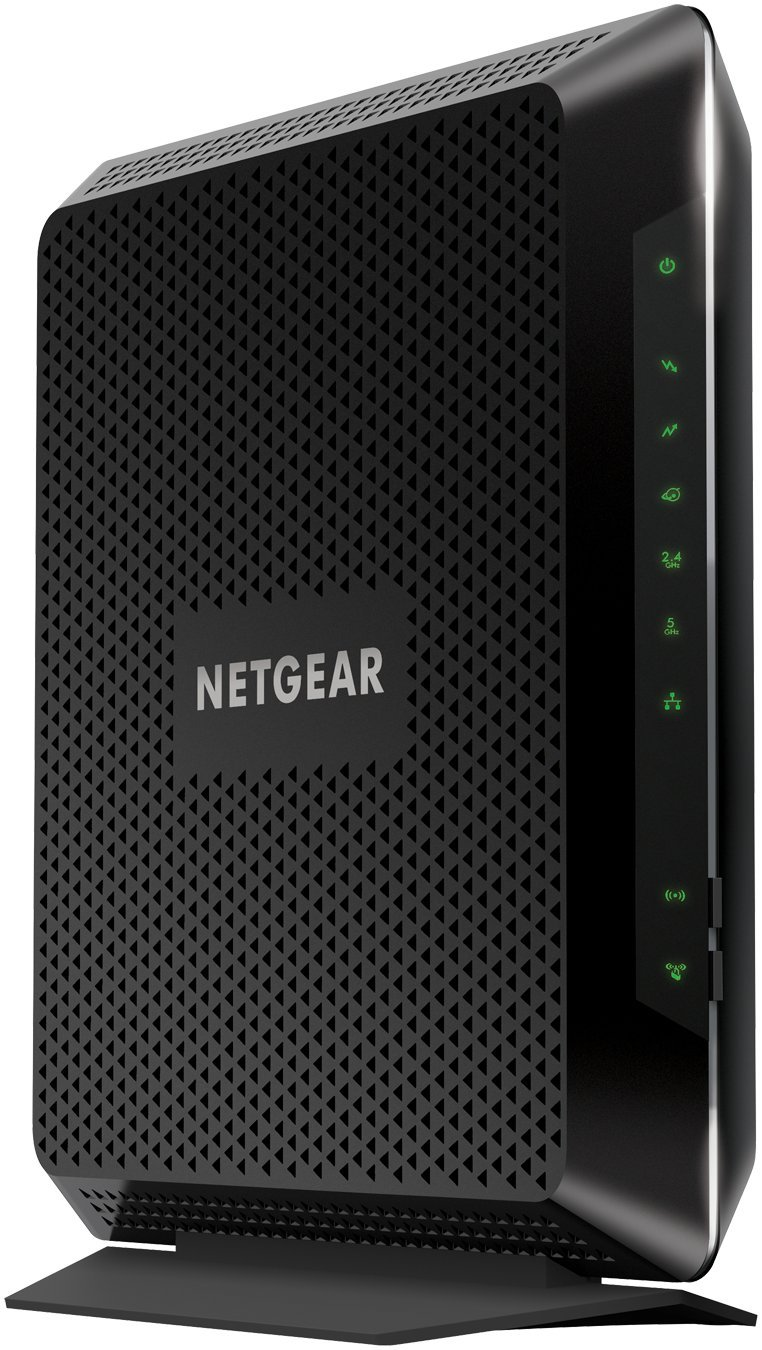 Best Modem 2020.Netgear Nighthawk Cable Modem Wifi Router Combo C7000 Compatible With All Cable Providers Including Xfinity By Comcast Spectrum Cox For Cable