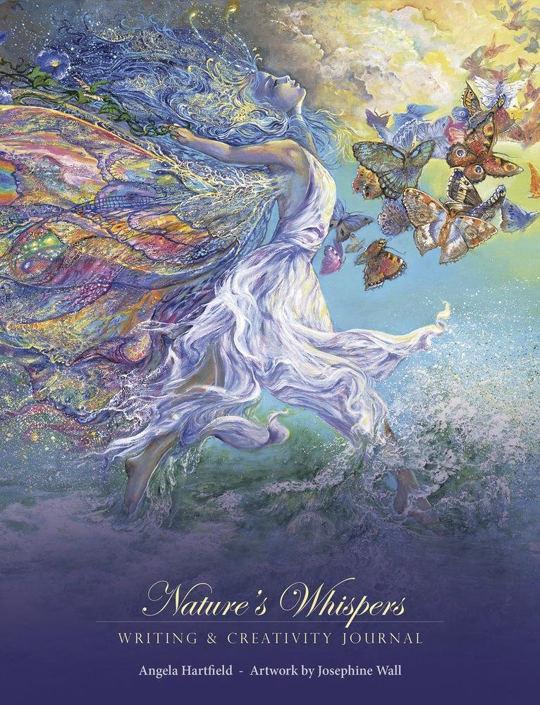 Download Nature's Whispers Writing & Creativity Journal PDF