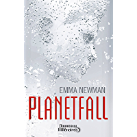 Planetfall (French Edition) book cover