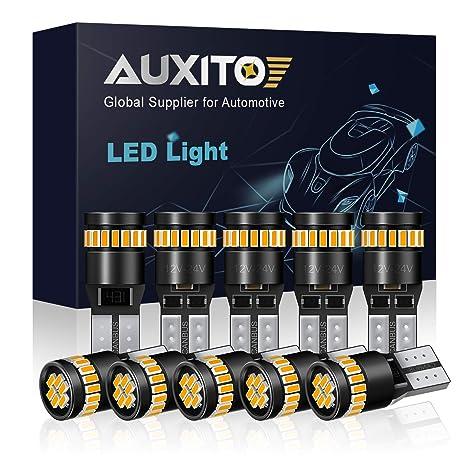 Amazon.com: Bombillas LED superbrillantes tamaño 194 ...