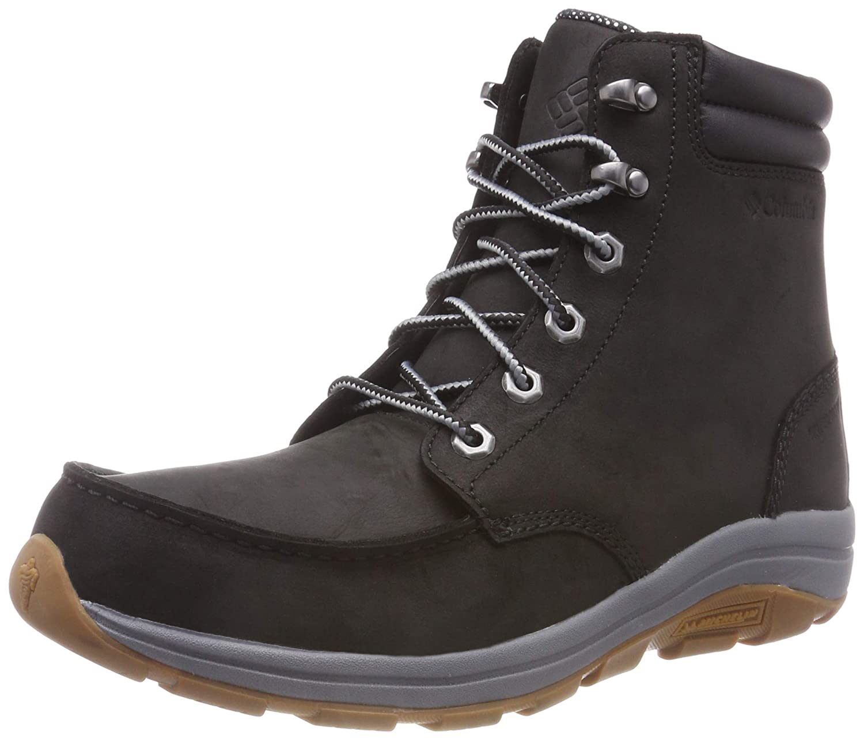 Columbia Herren Bangor-Boot, Omni-Heat Grey Schneestiefel Schwarz, Grau (Ti Grey Omni-Heat Steel) a6ce75
