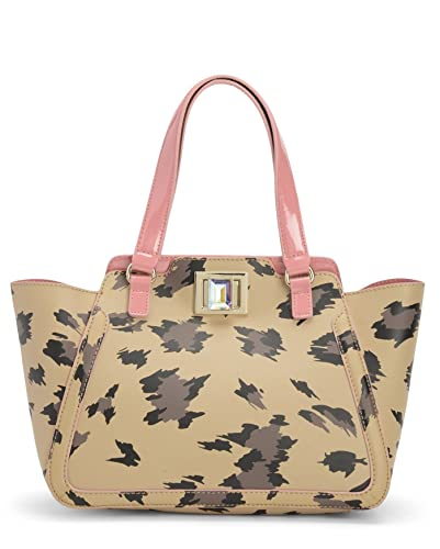 Amazon.com  Juicy Couture Wild Thing Leather Small Wing Tote Bag ... a59400e04bd7f