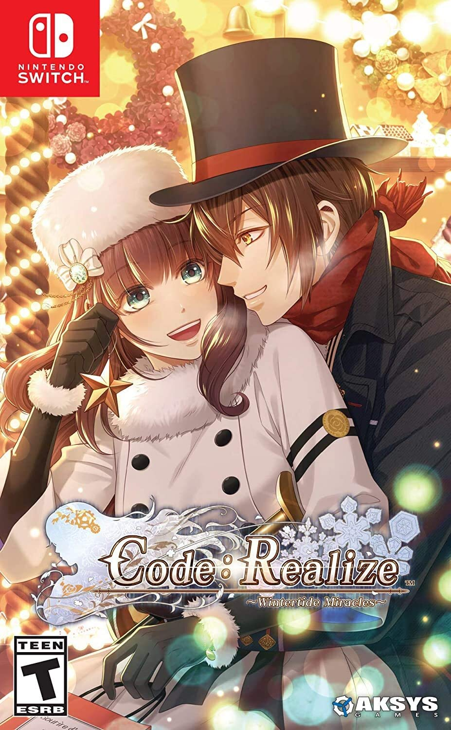 Poster. Code: Realize ~Wintertide Miracles~