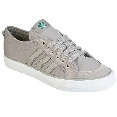 Zapatillas adidas Originals Nizza Lo para hombre (gris) 39 1/3: Amazon.es: Zapatos y complementos