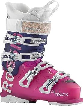 Rossignol Alltrack 70 W - Botas de esquí para Mujer, Color Rosa/Violeta,