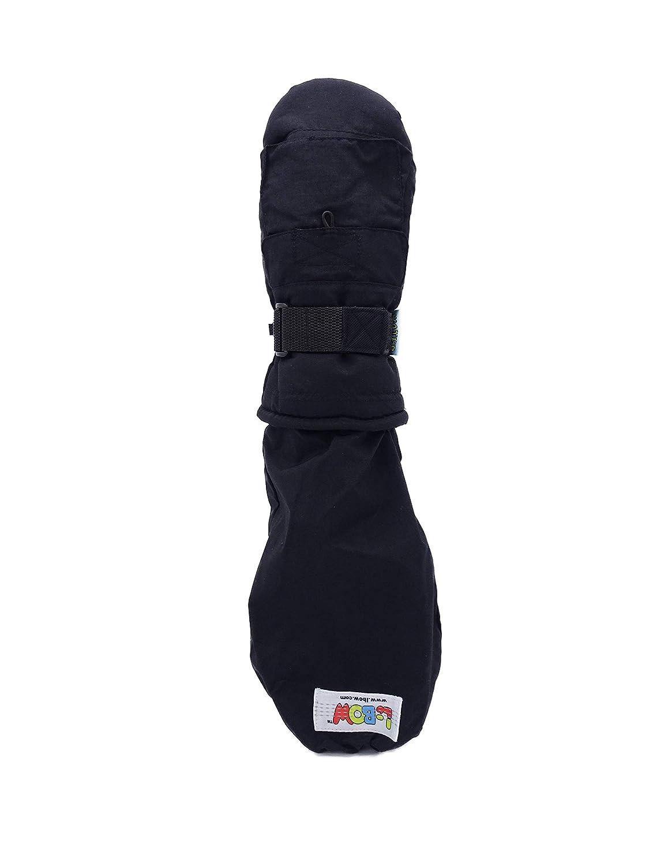 L-Bow Bungee Pocket Waterproof Stay On Winter Mitten