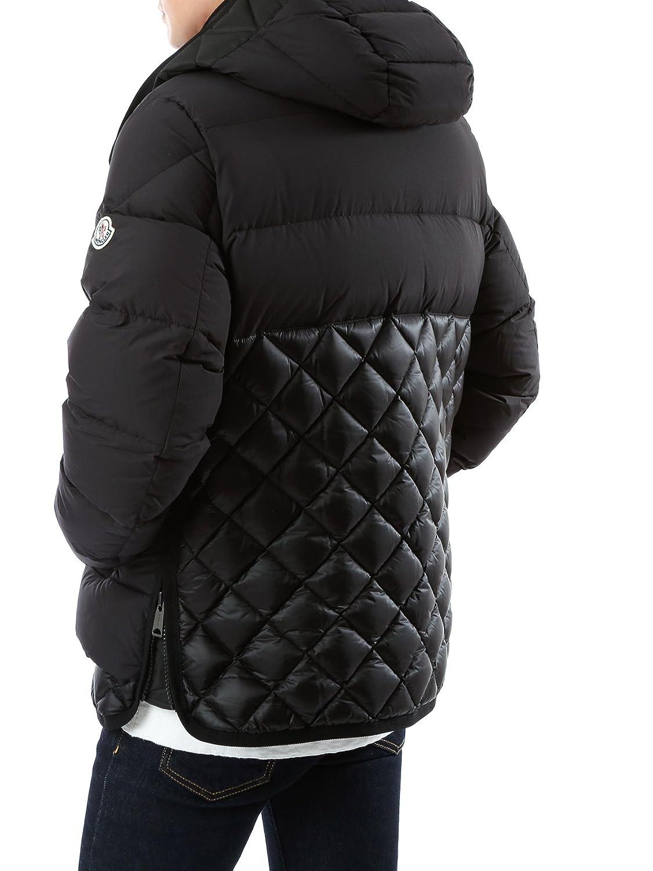 d2aff6170 Wiberlux Moncler Tanguy Men's Detachable Hood Quilt Panel Jacket 1 ...
