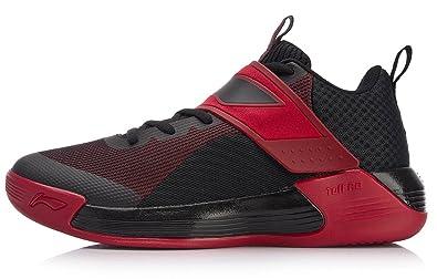 0c000b2774c1 LI-NING YU Shuai Team Professional Basketball Shoes Men Wearable  Anti-Slippery Comfort Sport