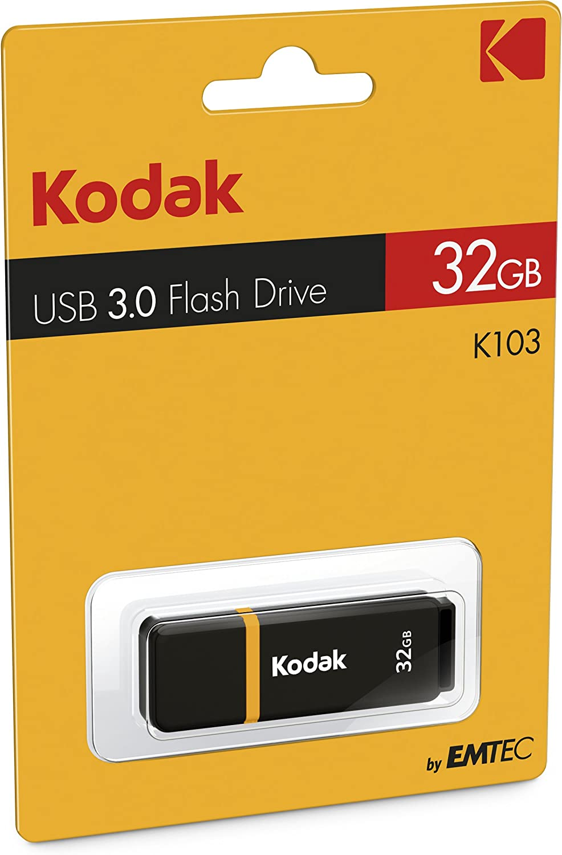Kodak 32GB USB 3.1 Gen 1 Flash Drive