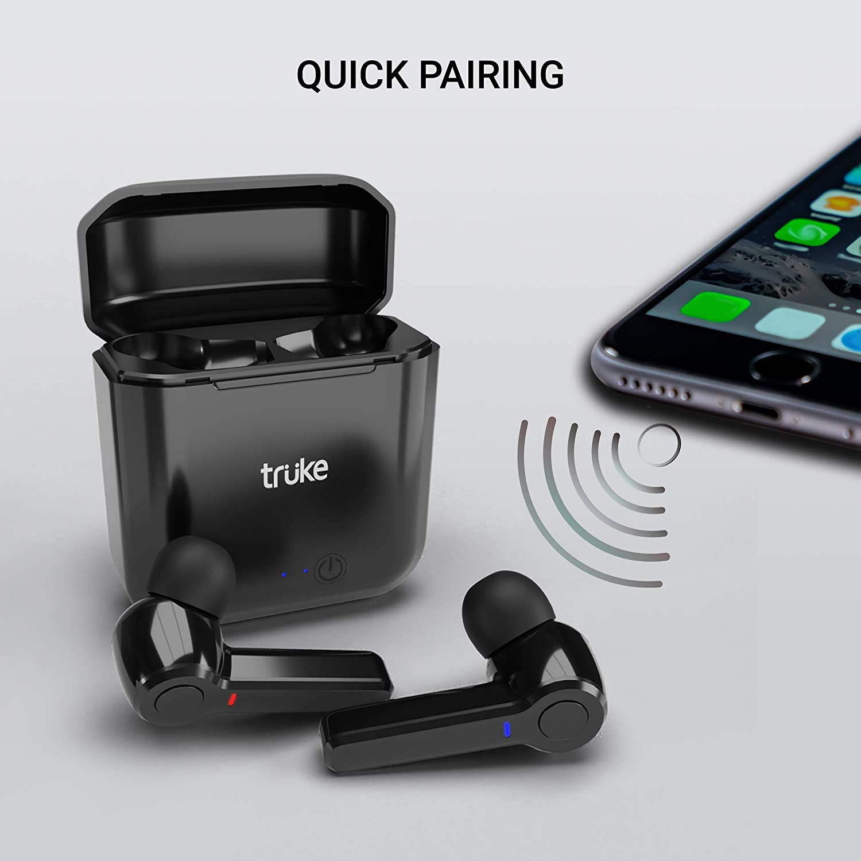truke fit buds specifications